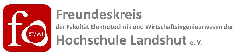 Freundeskreis der Fakultät Elektrotechnik und Wirtschaftsingenieurwesen der Hochschule Landshut e.V.